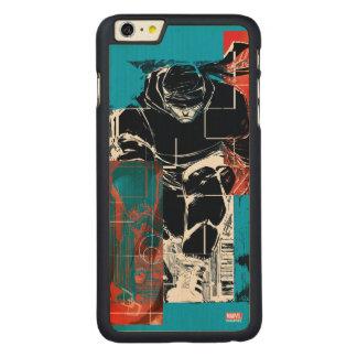 Daredevil Begins Carved Maple iPhone 6 Plus Case