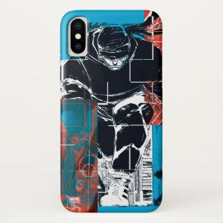 Daredevil Begins iPhone X Case