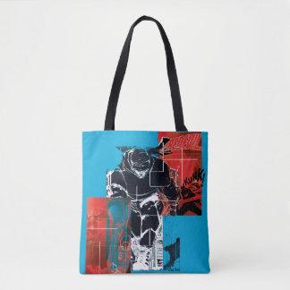Daredevil Begins Tote Bag