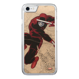 Daredevil City Of Sounds Carved iPhone 8/7 Case