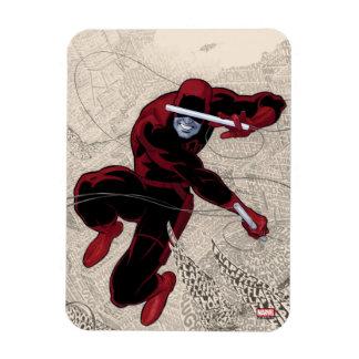 Daredevil City Of Sounds Magnet