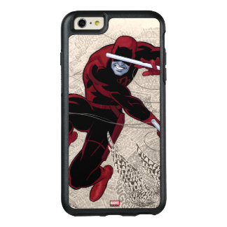 Daredevil City Of Sounds OtterBox iPhone 6/6s Plus Case