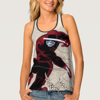 Daredevil City Of Sounds Tank Top