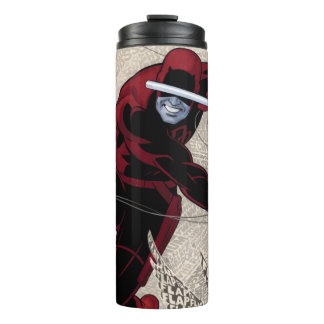 Daredevil City Of Sounds Thermal Tumbler