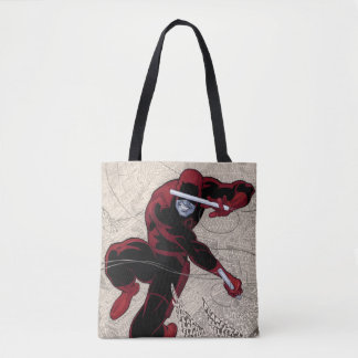 Daredevil City Of Sounds Tote Bag