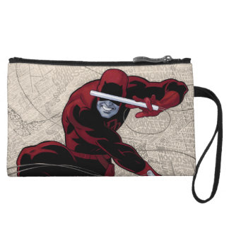 Daredevil City Of Sounds Wristlet