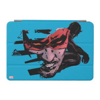 Daredevil Face Silhouette iPad Mini Cover