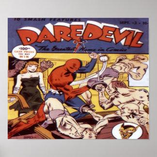Daredevil - Greatest Name in Comics - Poster