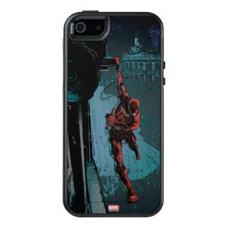 Daredevil Hanging From A Ledge OtterBox iPhone 5/5s/SE Case