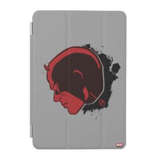 Daredevil Head Profile iPad Mini Cover