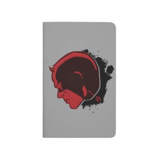 Daredevil Head Profile Journal