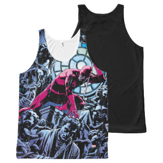Daredevil Inside A Church All-Over-Print Tank Top