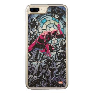 Daredevil Inside A Church Carved iPhone 8 Plus/7 Plus Case