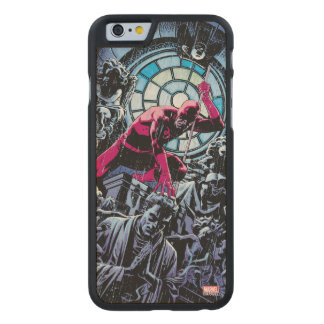 Daredevil Inside A Church Carved Maple iPhone 6 Case