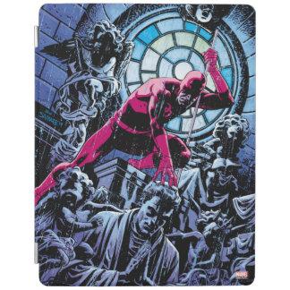 Daredevil Inside A Church iPad Cover