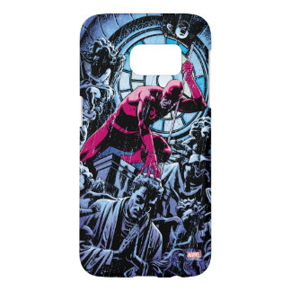 Daredevil Inside A Church Samsung Galaxy S7 Case