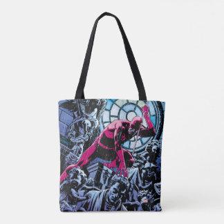Daredevil Inside A Church Tote Bag