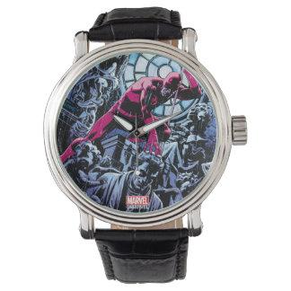 Daredevil Inside A Church Wrist Watches