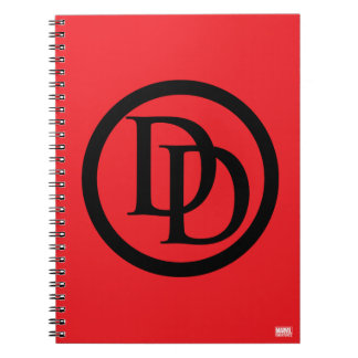 Daredevil Logo Notebook