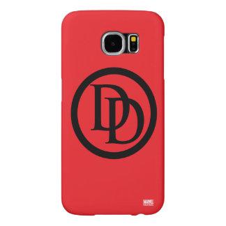 Daredevil Logo Samsung Galaxy S6 Cases