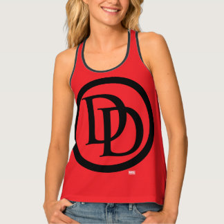 Daredevil Logo Tank Top