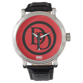 Daredevil Logo Watch