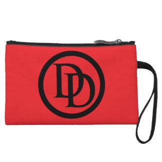 Daredevil Logo Wristlet
