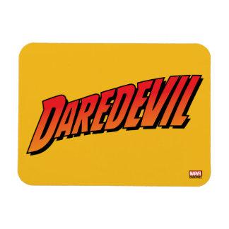 Daredevil Name Logo Magnet