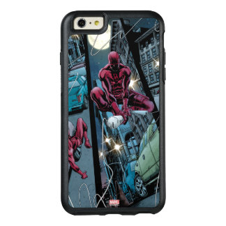 Daredevil Running Through The City OtterBox iPhone 6/6s Plus Case
