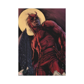 Daredevil Saga #1 Canvas Print