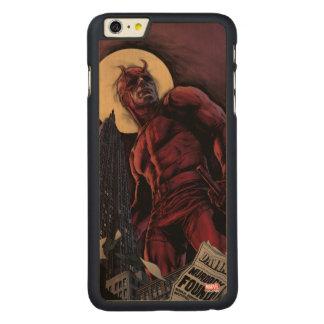 Daredevil Saga #1 Carved Maple iPhone 6 Plus Case