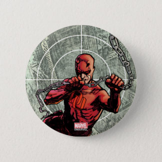 Daredevil Senses 2 Inch Round Button