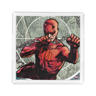 Daredevil Senses Acrylic Tray