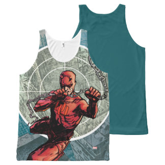 Daredevil Senses All-Over-Print Tank Top