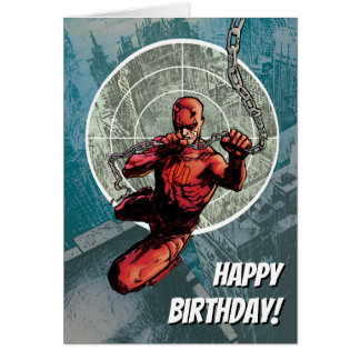 Daredevil Senses Card