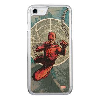 Daredevil Senses Carved iPhone 8/7 Case