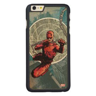 Daredevil Senses Carved Maple iPhone 6 Plus Case
