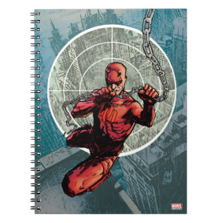 Daredevil Senses Notebooks