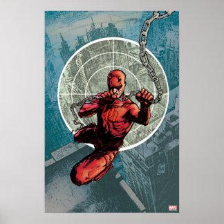 Daredevil Senses Poster