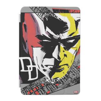Daredevil Tri-Color Scaffolding Graphic iPad Mini Cover