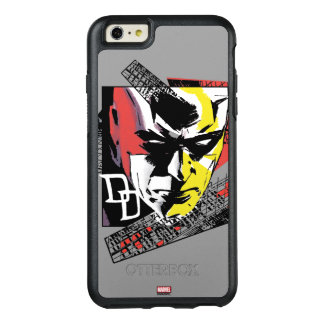 Daredevil Tri-Color Scaffolding Graphic OtterBox iPhone 6/6s Plus Case