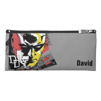 Daredevil Tri-Color Scaffolding Graphic Pencil Case