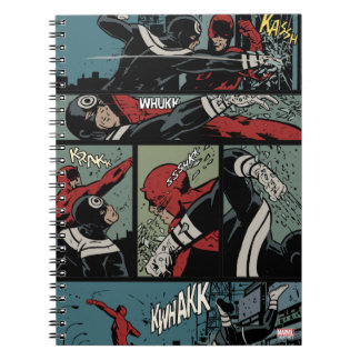 Daredevil Versus Bullseye Notebooks