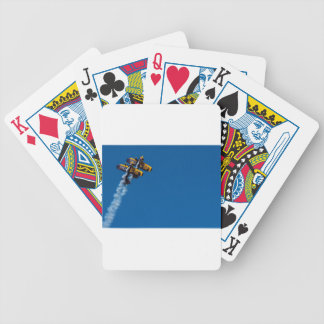 Daredevils Bicycle Playing Cards