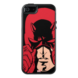 Daredevil's Mask OtterBox iPhone 5/5s/SE Case