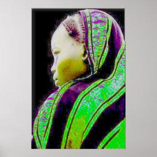 Darfur Beauty Poster