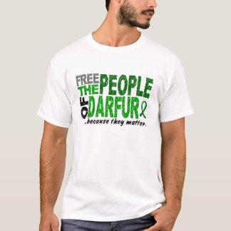 Darfur FREE THE PEOPLE T-Shirt