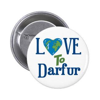 Darfur Heart 3 2 Inch Round Button