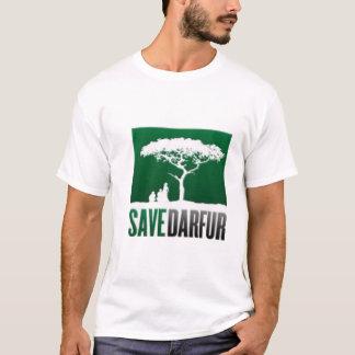 darfur tree logo T-Shirt