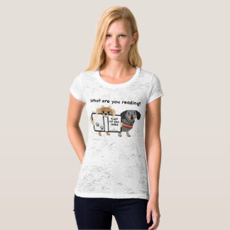 Daring Dog Duo T-Shirt